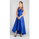 Coast Sleeveless Chiffon Gown