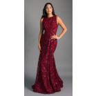 Maison Elegance Haute Couture Embellished Evening Dress