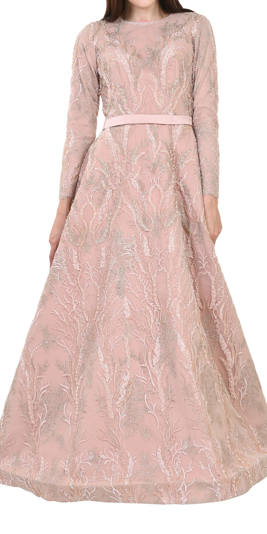 Anas El Rafieh A-Line Ballgown   Evening Dress Rental   Lebanon Rent ...