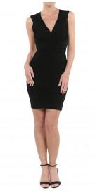 Coast Sleeveless Ruched Dress
