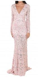 Elie Saab Embellished Gown