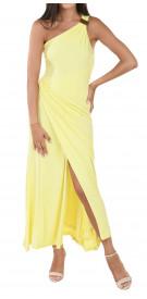 Emilio Pucci Asymmetric Sheath Dress
