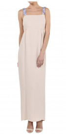 Raoul Sleeve Embellished Dress