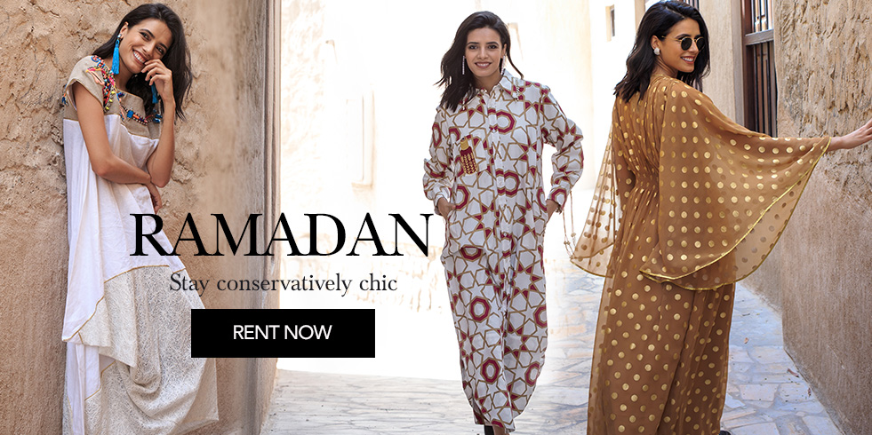 Ramadan - Rent Modest Fashion